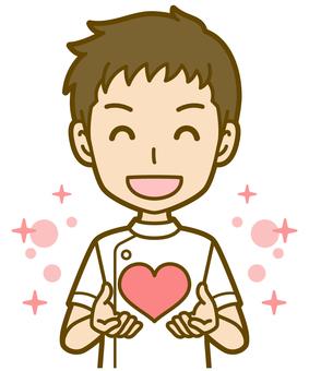 男(護士):A_ Heart 03BS