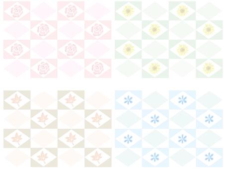 Pattern / Pattern / Background Series