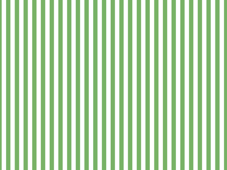 Green and white stripes