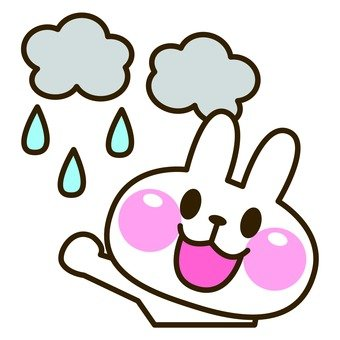 Rainy season - Usagi