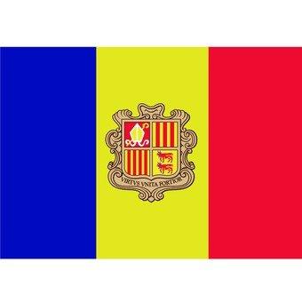安道爾國旗