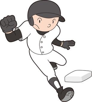 High school baseball kun 10