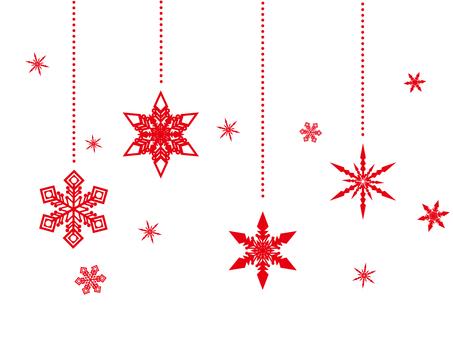 Ornaments Snow