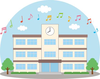 School building 2