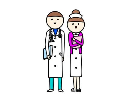 2個護士裙子