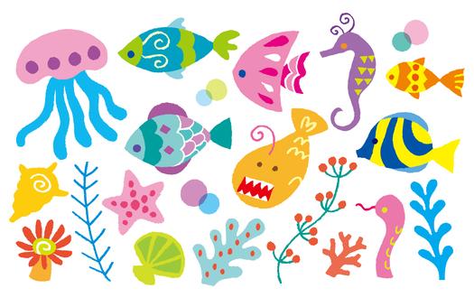 No deep sea fish line