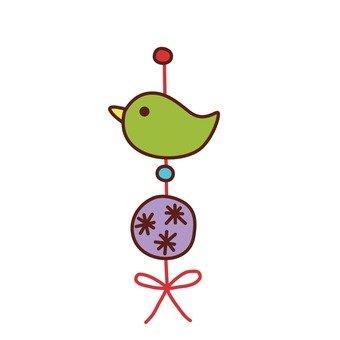Hanging ornament 3