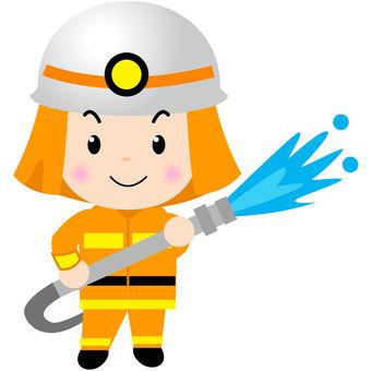 Fireman (water)