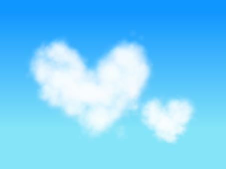 Sky _ Heart Cloud 02