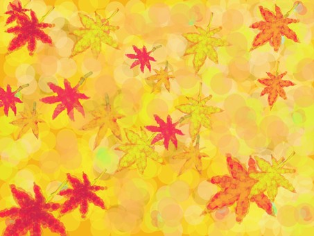 Autumn leaves (background)