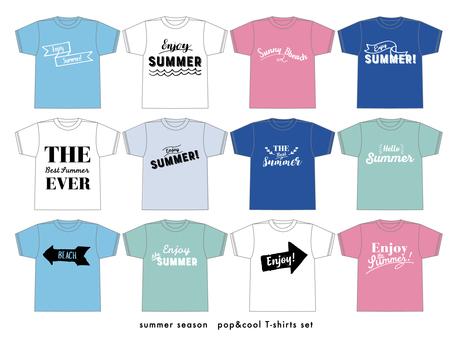 Summer T-shirt Material