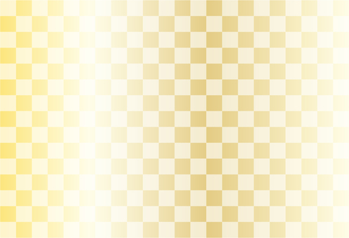 Lattice pattern of gold