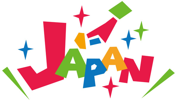 JAPAN☆日本地図☆POPアイコン