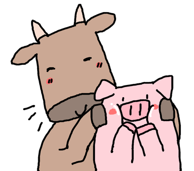 Beef & amp; pork