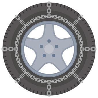 Tire chain - 01