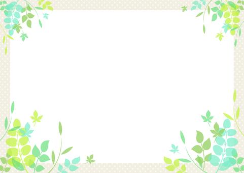 Fresh green material 137
