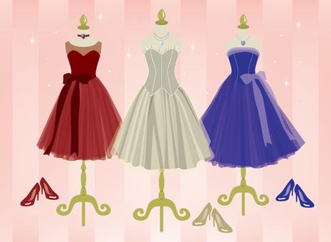 Party dress 【3】
