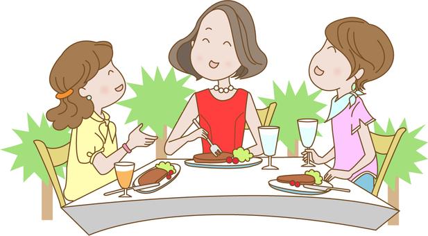 Girls Association Luncheon Meeting
