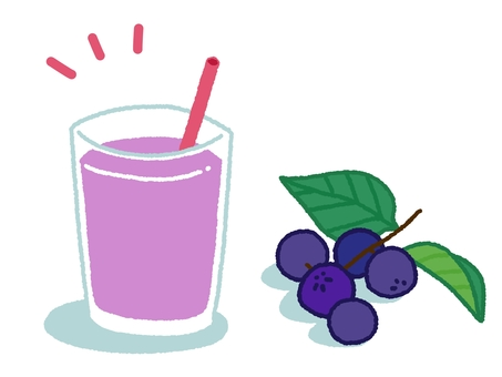 McIwu Berry Smoothie