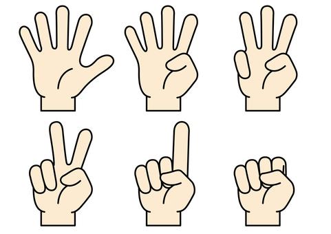手手指圖標17