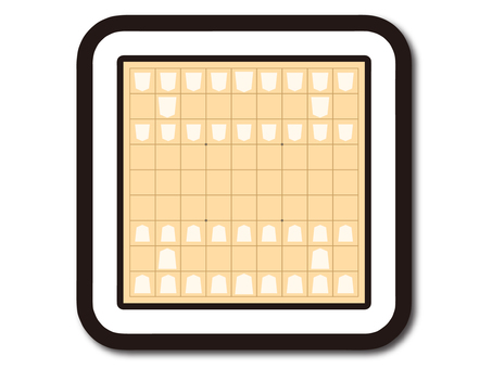 Shogi board