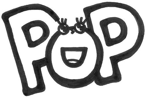 pop pop logo