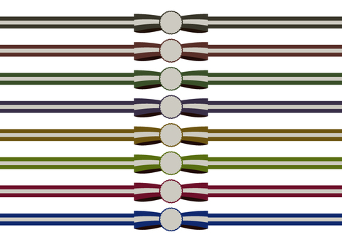 Ribbon collection 003
