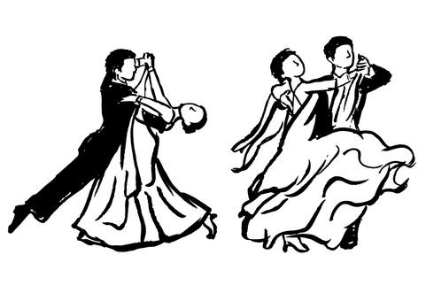 Ballroom dance _ 01 - 02
