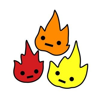 Three fire kun
