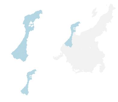 도트 맵 이시카와 2