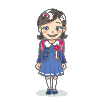 Elementary school girls_enrollment