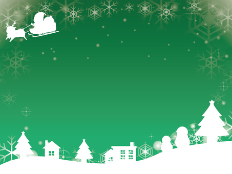 Santa Claus background 4