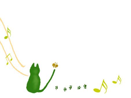 고양이와 음악