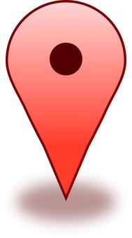 Map mark