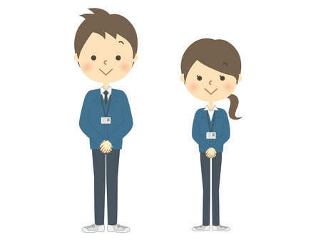 Working staff combination 2