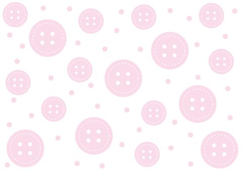 壁紙 - 圓形按鈕 - 粉紅色