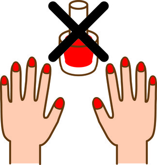 No manicure banned