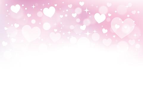 Heart pattern background 02