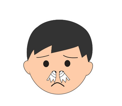 Runny nose 1