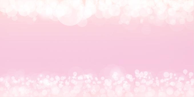 チェック背景 ピンク