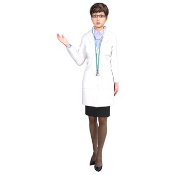 Female doctor 02