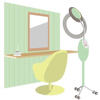 Hairdressing Illustration 2