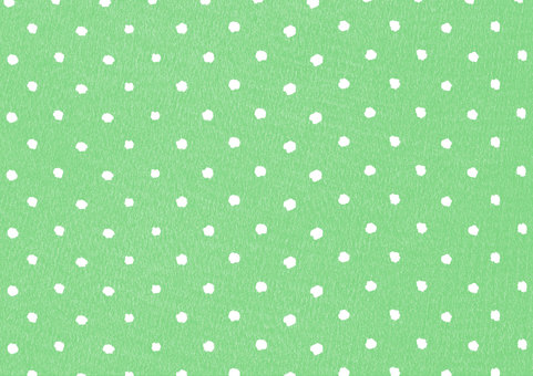 Dot wallpaper green