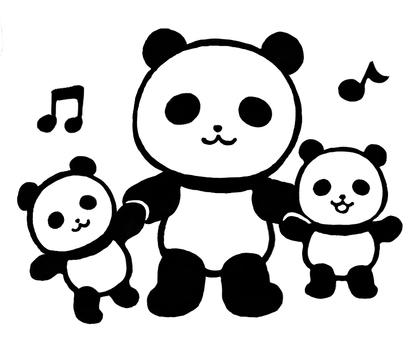 Fun panda 1