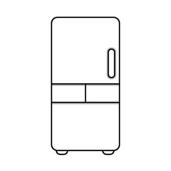 Home electronics (refrigerator)