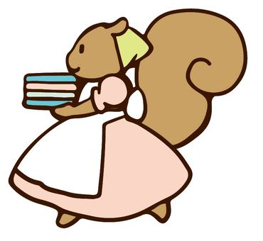 Squirrel housekeeper 2