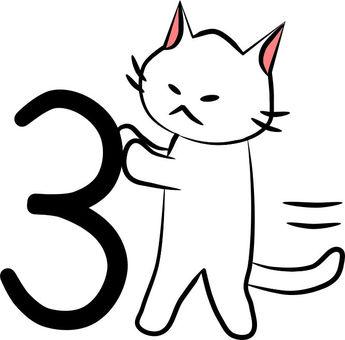 고양이 넘버 3