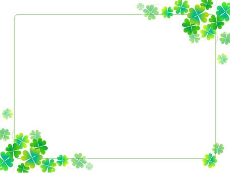13. Four-leaf Clover