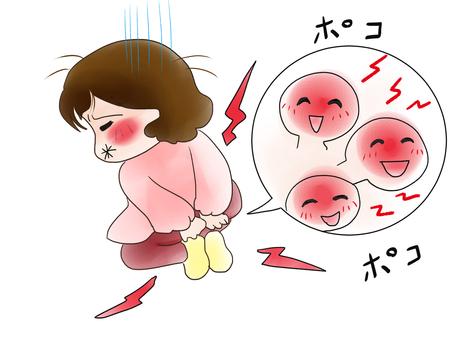 Wart fever