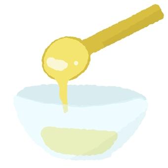 Drip honey